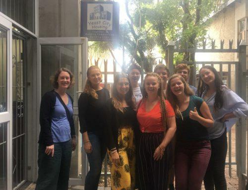 """""""Friends""""-Gründerin Christina zu Besuch in Südafrika"""