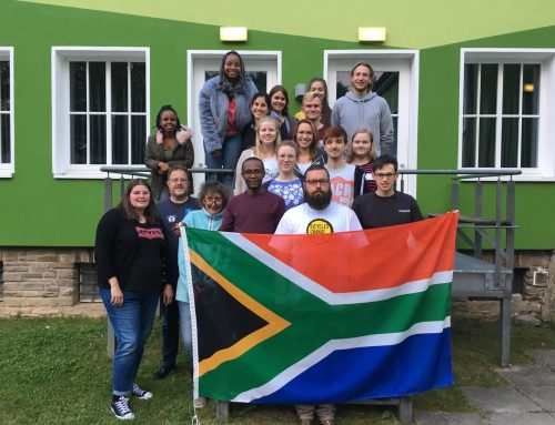 Vorbereitungsseminar für unsere neuen Freiwilligen