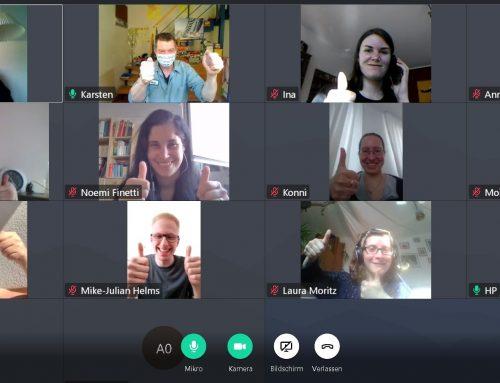 Diesjährige Friends-Treffen